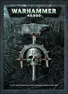 Warhammer 40000 4th edition