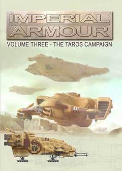 Imperial armour volume 3