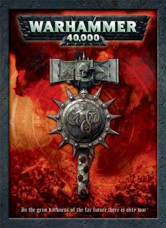 40k rulebook cover