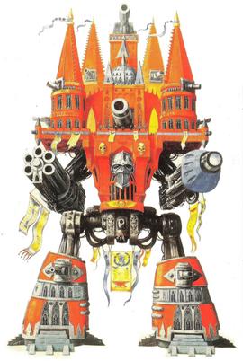 Titan imperator profile