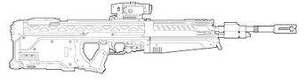 Rifle de batalla NA-101