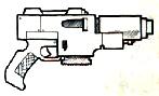 Pistola de caza