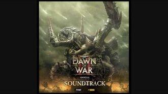 Dawn of War 2 Soundtrack (OST) - 12 Xeno Presence (Tyranid Theme)