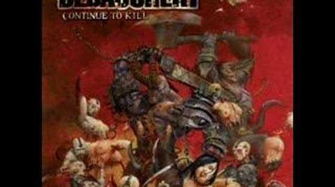 Debauchery - Continue To Kill