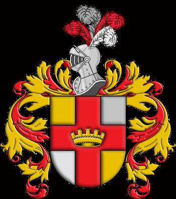 Escudo de la casa noble Mallarus