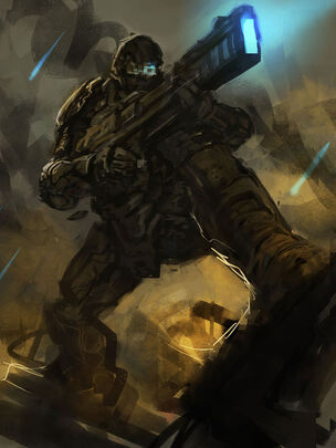 Heavy infantry seccesionist