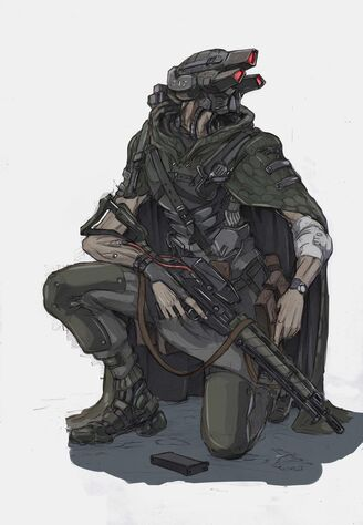 Agente Secutor Damen Ragnei