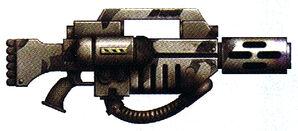Rifle de fusión modelo Accatran