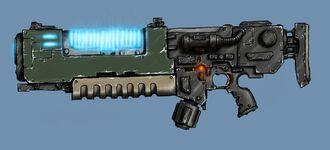 Rifle de plasma NA-M42
