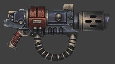 Rifle de fusión Magma M37