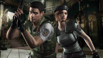 Resident Evil Celebrates 20th Anniversary at Comic-Con