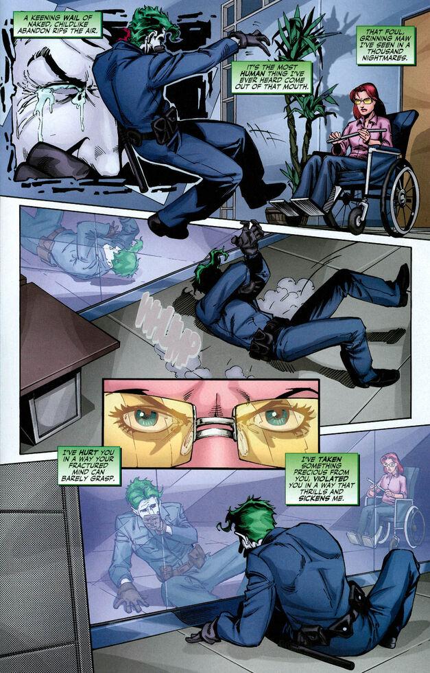 joker oracle revenge is thwarted