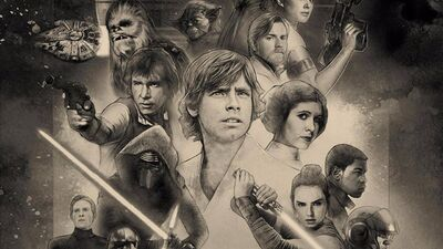 Star Wars Celebration Kicks Off With a 40th Anniversary Tribute