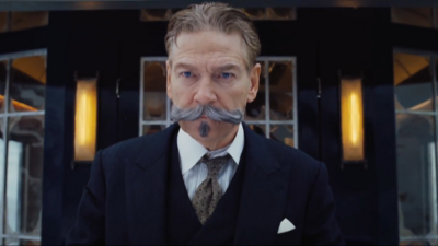 'Murder on the Orient Express' Trailer Offers a Star-Studded Mystery