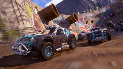 Everything You Need to Know About the Insane Arcade Racer 'ONRUSH'