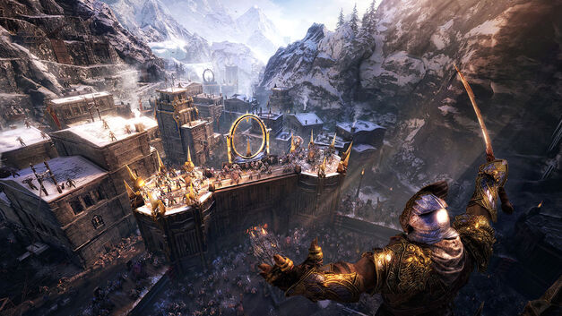 Middle-earth: Shadow of War preview