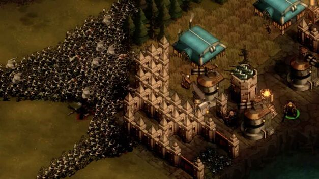 They Are Billions snipers towers special zombies infected