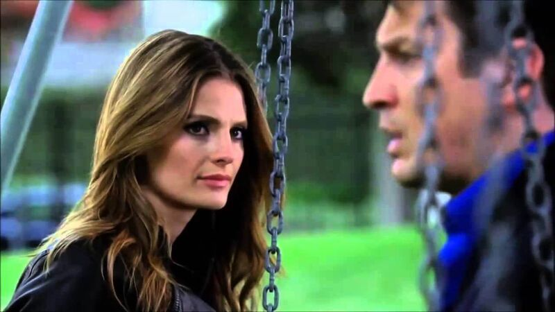 why did beckett leave castle