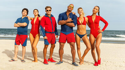 NSFW 'Baywatch' Trailer Is All About the Big Baddie