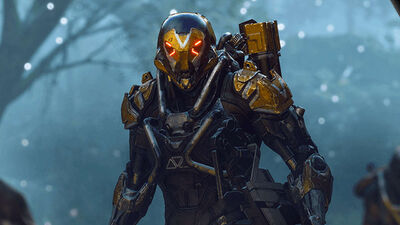 Is 'Anthem' More Than Just 'Destiny' With Iron Man Suits?