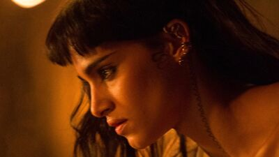 Sofia Boutella on How Sun, Love and Green Juices Could Solve Her Mummy Issues