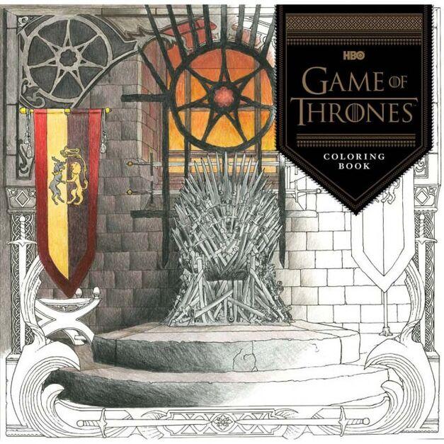 gameofthronescoloringbook