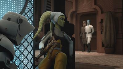"'Star Wars Rebels' Recap and Reaction: ""Hera's Heroes"""