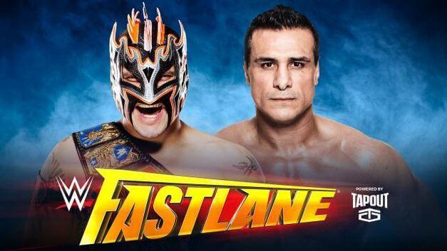 WWE-Fastlane-Kalisto-Del-Rio