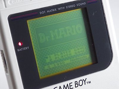 Gameboy Screen