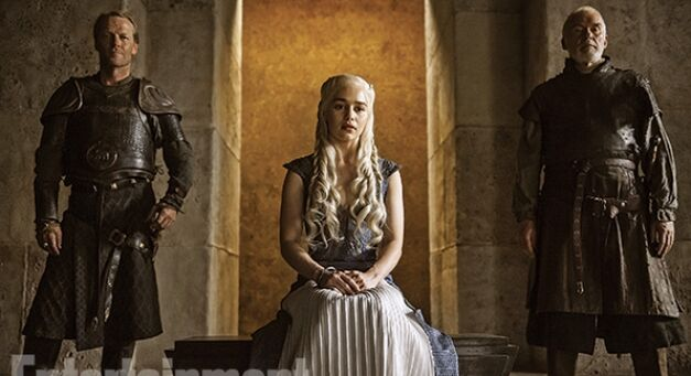 Game of Thrones_Daenerys
