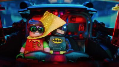 Easter Eggs and Cameos in 'The Lego Batman Movie'