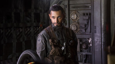 'Rogue One' Star Nominated for Golden Globe