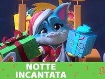 Cover Videoclip44Gatti Notte-incantata