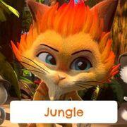 Sondaggio preferito jungle EN