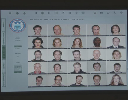 The 4400 faces