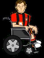 Jack Wheelchair Bournemouth