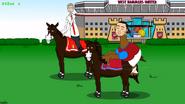Wenger Carroll horse