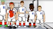 England Euro 2016 Stones Sturridge Wilshere