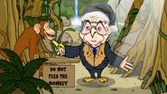 Roy Hodgson monkey