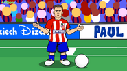 Griezmann new design