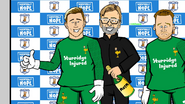 Man of the match Karius Klopp Mignolet