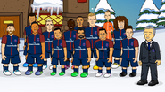 PSG new team