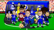 Chelsea League Cup Champions