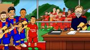 Liverpool MSN Klopp Coutinho