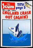 Nespaper The Scum England