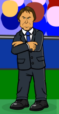 Conte as manager of Chelsea FC