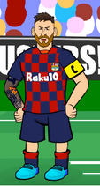 Messi 2020