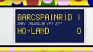 Xabi Alonso name board