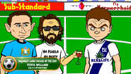 Los Angeles Galaxy New Yotk City FC Lampard Pirlo Gerrard
