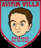 Aston Villa logo Tim Sherwood